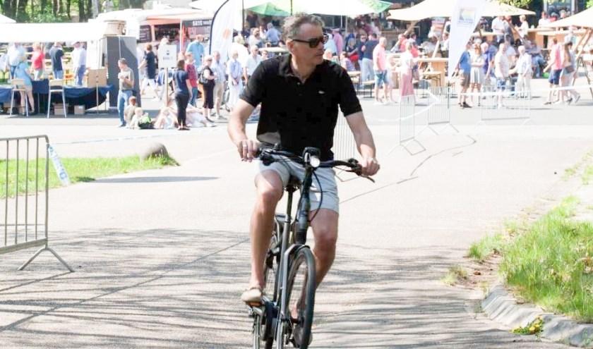De Twentse E-bike Dagen worden gehouden op vliegveld Twenthe op 11 en 12 mei.