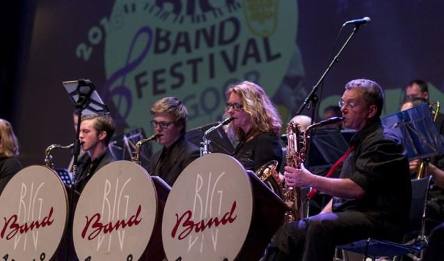 De Hengelose jeugd bigbands Big Bandits en Big Bang van Oyfo zijn dit jaar opnieuw van de partij tijdens het BigBand Festival in Goor. Eigen foto
