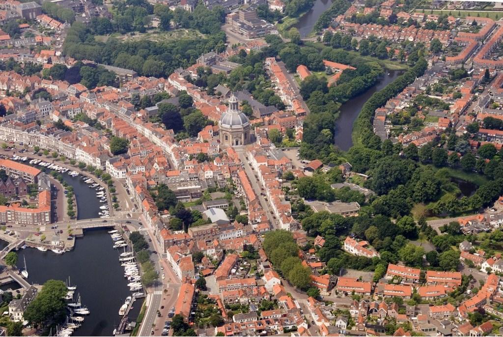De Oostkerk is een van de sieraden van Middelburg. Foto: Frank Husslage © Persgroep