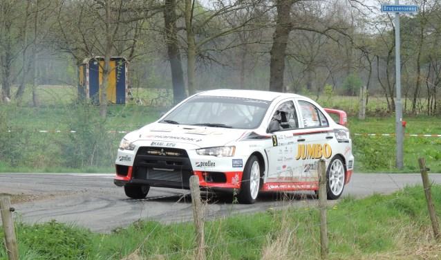 Jasper van den Heuvel won de vorige Visual Art Rally en is opnieuw favoriet.