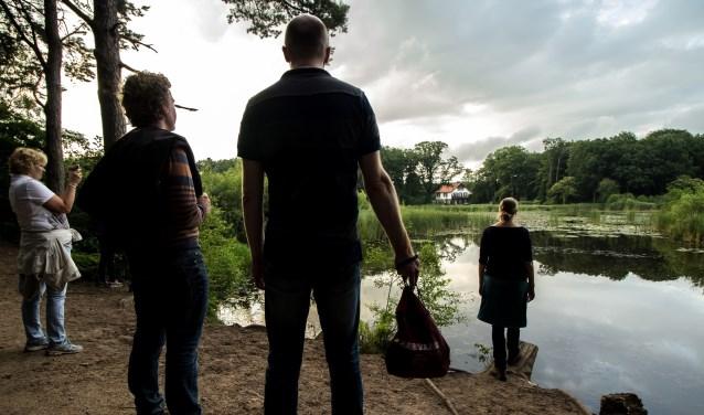 De gidsen van Landschap Overijssel nemen je zaterdag mee voor een wandeling van 15 kilometer.
