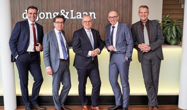 Bij de Jong & Laan vindt een bestuurswisseling plaats.