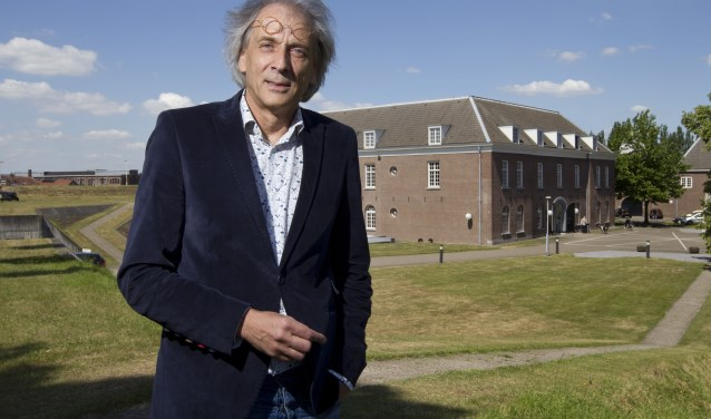 René Bastiaanse, uw gastheer in Boxtel. Foto: Marc Bolsius (BHIC).