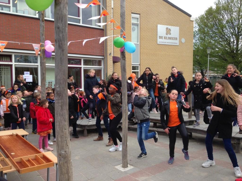 Opening van de Koningsspelen Foto: Lianne van der Hout © Persgroep