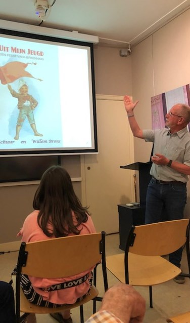 Willem Brons schetste aan de hand van platen van Cornelis Jetses een beeld van de methodiek die men vroeger gebruikte.