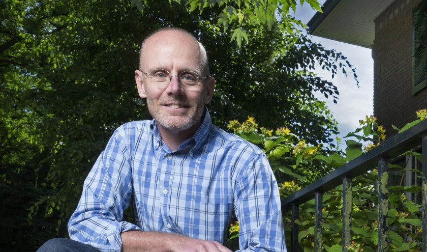 Arnoud-Jan Bijsterveld. Foto: Marc Bolsius.
