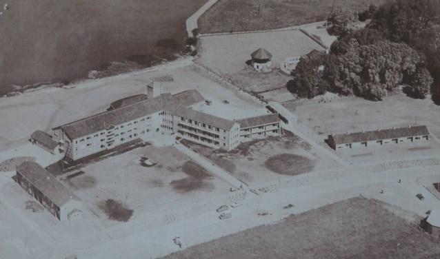 Het bijna 60 jaar oude gebouw van Randmeer (1960) wordt herbouwd. Foto: Lex Schuijl