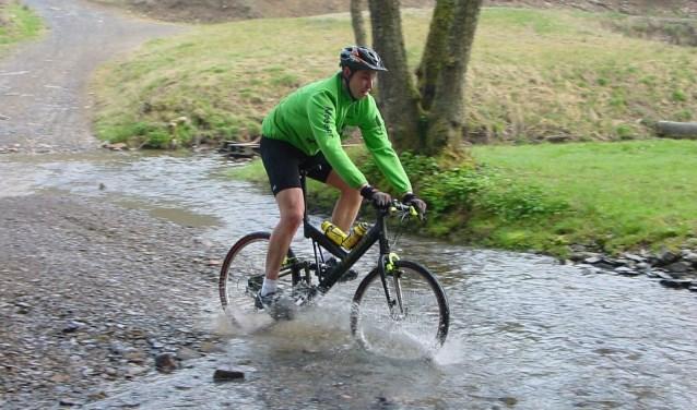 Politieke partijen in Nunspeet zijn tegen het afsluiten van bossen en het stigmatiseren van mountainbikers. (Foto: CDA-Nunspeet)