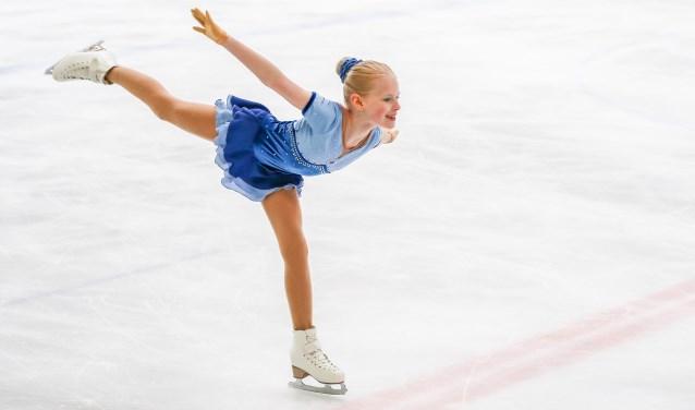 Mandy van den Dries wint goud