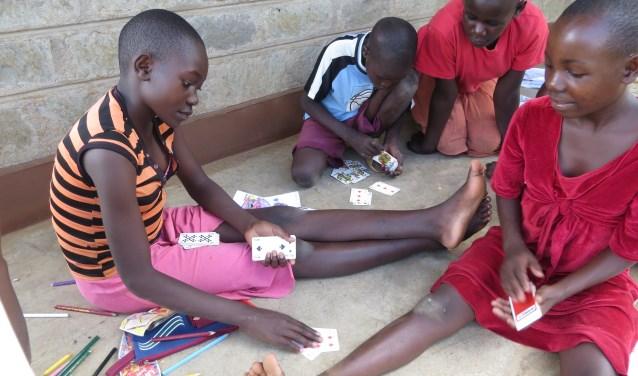 De Amara Foundation zet zich in voor ouderloze, kansarme en/of gehandicapte kinderen in Kisumu district in Afrika.