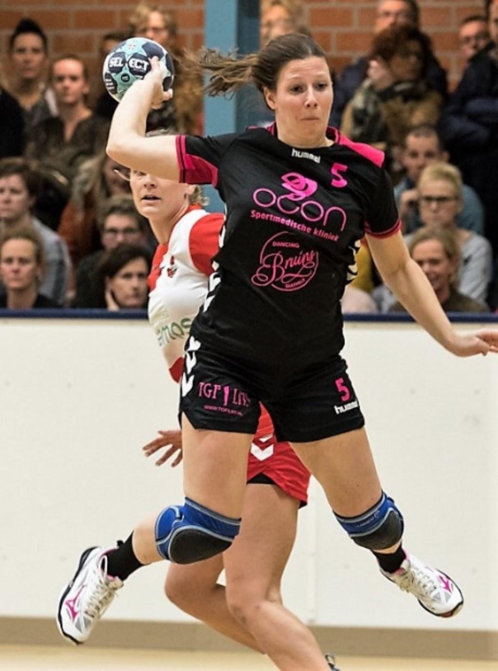 Tara Grashof was weer een sterkhouder van Borhave.