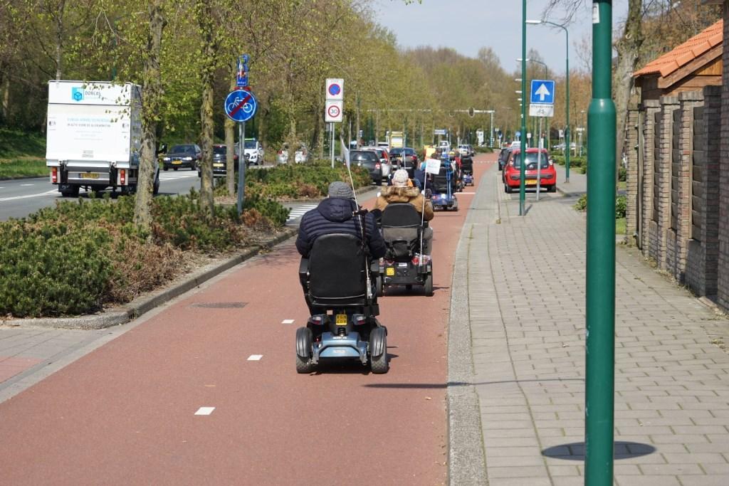 Westersingel Foto: P.v.d.Rovaart © Persgroep