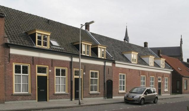 Drie gemeentelijke monumenten bij elkaar in de vroegere 'Heikant' in het huidige Tilburg Noord. Meer info op: www.heemkundekringtilburg.nl