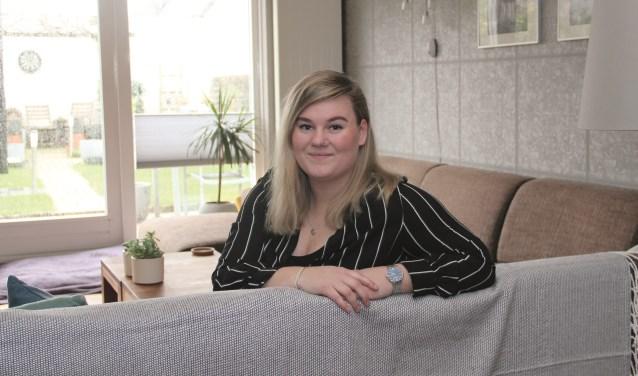 """Claudia Luppes: """"Ik wil in Rijnstate op de oncologie-afdeling een meer huiselijke sfeer creëren, zodat het straks een prettiger omgeving is voor patiënten om te verblijven."""""""