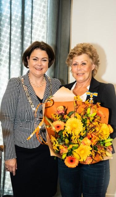 Mevrouw Antonis heeft eind vorig jaar na 30 jaar afscheid genomen als beheerder van de Rietstek.