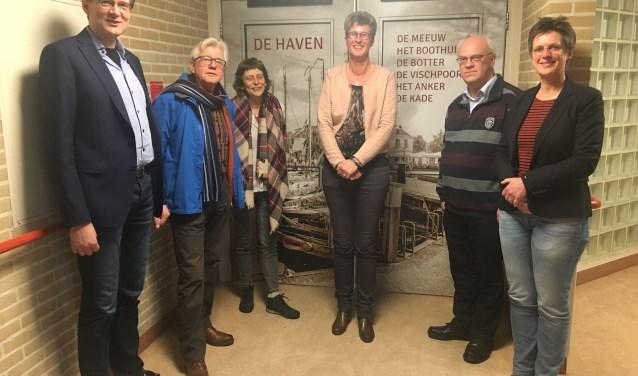 Fractie ChristenUnie Elburg op werkbezoek bij De Voord in Elburg