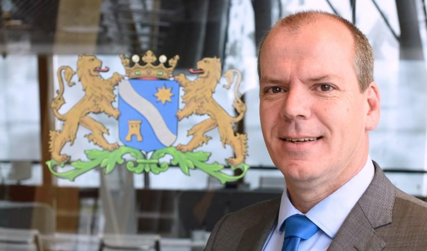 Wethouder Gert-Jan Schotanus.