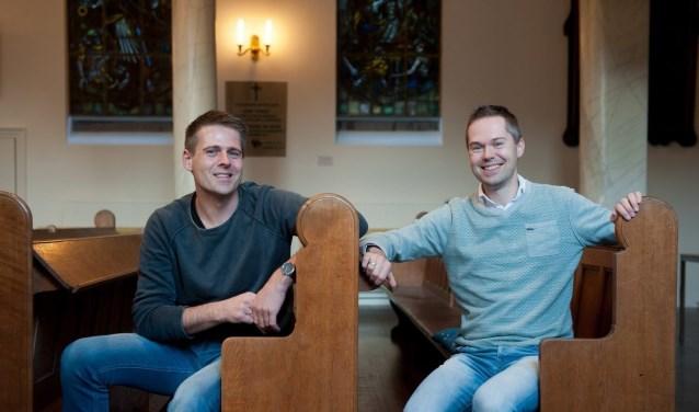 Dominee Maarten Diepenbroek zet zich in voor een stiltekapel in Woerden. Foto: Dag6