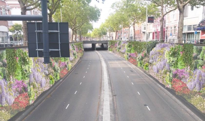 Illustratie via rotterdamsedromers.nl.