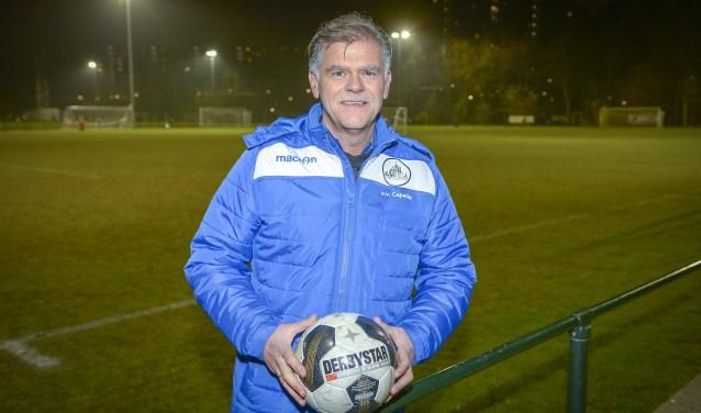 Ron Timmers staat weer te popelen om aan de slag te gaan als trainer. (Foto: Wijntjesfotografie.nl)