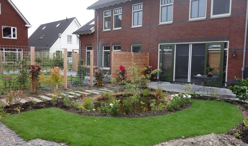 Een groene tuin is goed voor het klimaat. Op zaterdag 20 april krijgt u hulp bij het maken van een ontwerp.