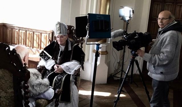 """Filmmaker Kees Linnenbank maakt een film over de Langbroekerwetering met haar woelige geschiedenis. """"De adel betwistte de macht over de Lage Broeklanden."""""""