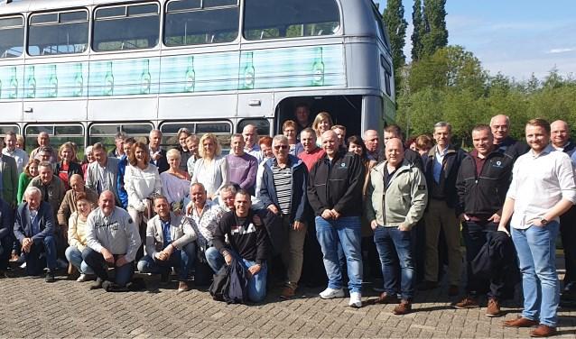 Businessclub vv Lekkerkerk on tour!