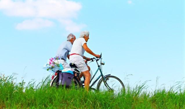 Deze lente is er veel te doen in de Bibliotheek. Je kunt zelfs meedoen aan een fietstocht.