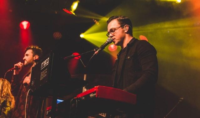 Wouter Hardy had direct op persoonlijk en muzikaal vlak een klik met Duncan Laurence. Foto: Lotte Spek Photography