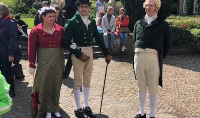 Tijdens het LandGOEDfestival komt de historie van het zogeheten Gelders Arcadiëtot leven.