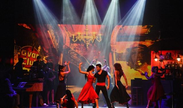 Komend seizoen in de Maagd 'Soya de Cuba', een dansmusical uit Havana, die slechts in enkele theaters te zien zal zijn.