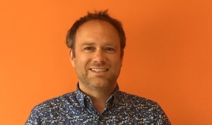 Keimpe Bloem is vrijwillige energiecoach bij Lochemenergie.