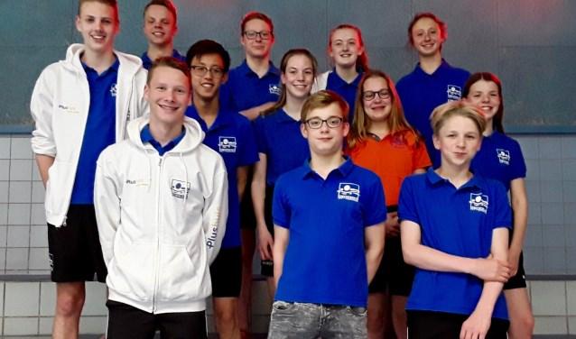 Zwemclub De Vrije Slag. (Foto: Stefanie)