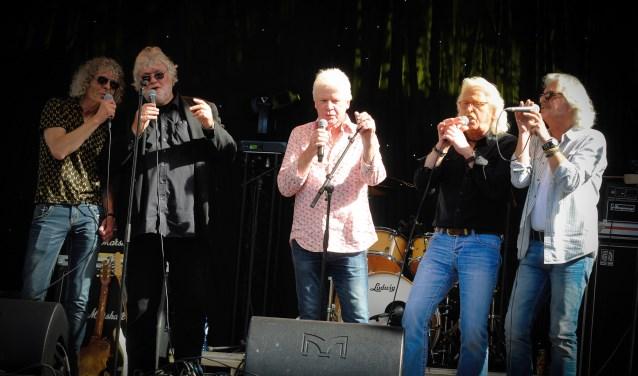 De formatie Highway 61 is een bands die speelt tijdens Smokkelblues in Overdinkel. Foto: Erik Schaddelee