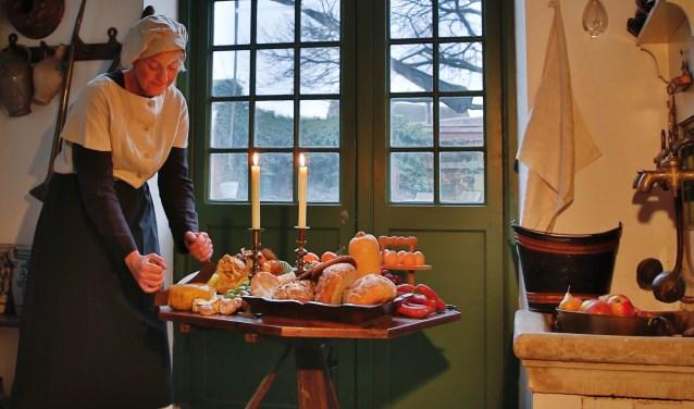 Da's gezellig: Op Moederdag heerlijk smullen bij tante Michgorius in het Palthe Huis.