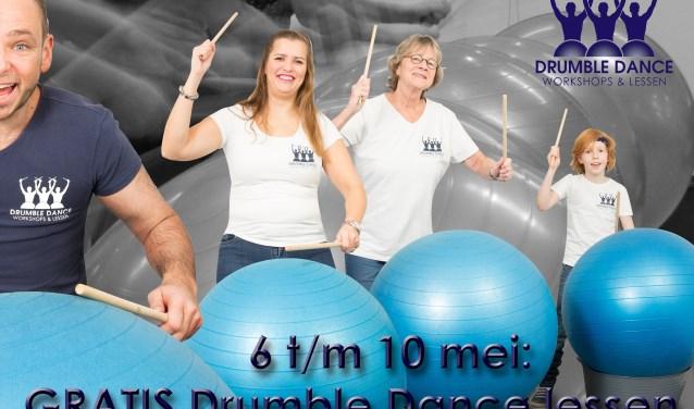 Drumble Dance