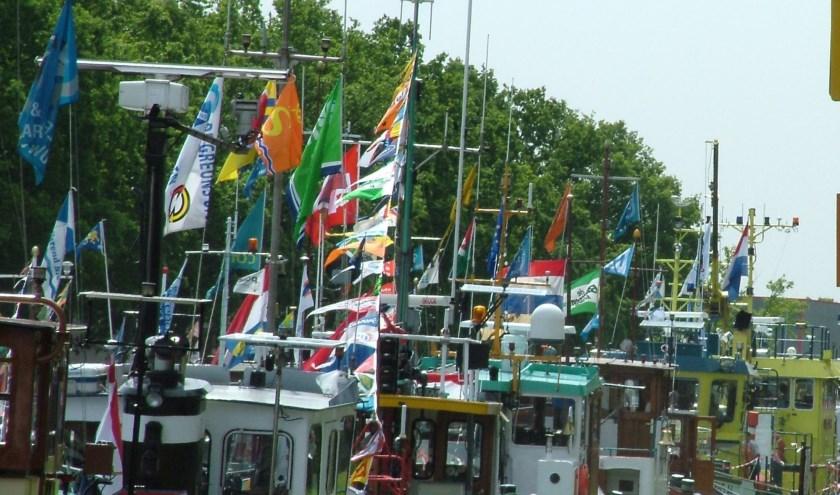 Dagelijks zijn tussen 10.00 en 17.00 uur de sleepboten, opduwers en de blusboot 'De Weer' te bezichtigen die ook demonstraties zal geven.