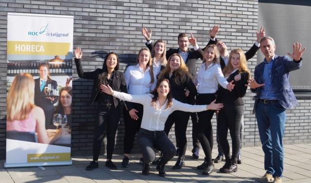 De vijfde Foodtour Cuijk op zondag 19 mei wordt weer georganiseerd door een groep van negen studenten van ROC de Leijgraaf Cuijk.