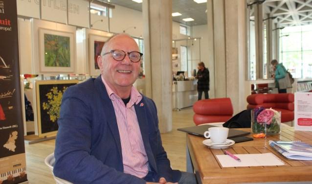 Hans van de Braak, fractievoorzitter van de PvdA, leidt binnenkort de debatavond over het Sociale Domein. (Foto: Henk Jansen)