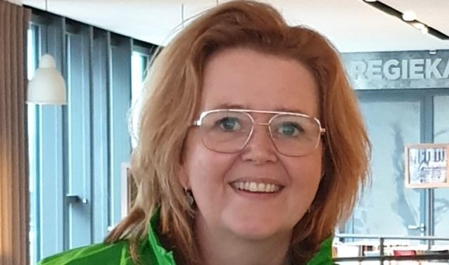 Jacqueline Kuhlmann, voorzitter GroenLinks Oosterhout