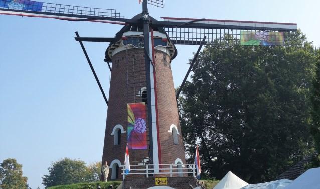 Zaterdag 11 en zondag 12 mei is de Jacobusmolen in Vessem te bezichtigen.