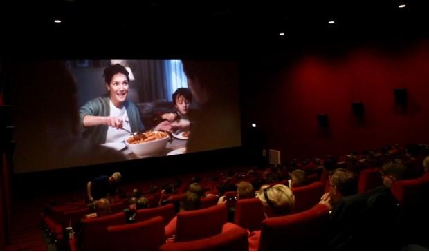 Twintig Vue bioscopen inhet land, onder meer in Gorinchem, stonden zondag in het teken van de 'Zondag van NIX'.