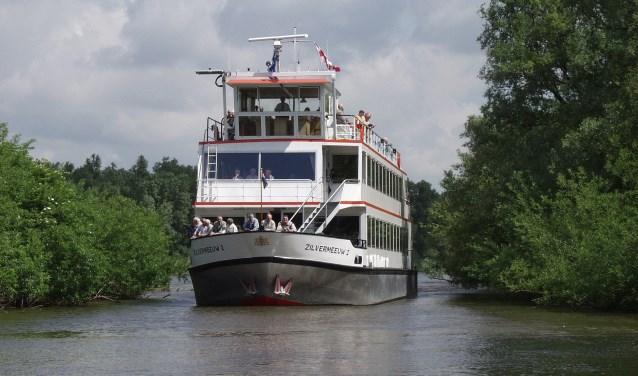 De tocht van Rotterdam naar het Nationaal Park de Biesbosch is niet meer weg te denken.