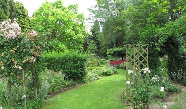 Trots op jouw tuin? Doe dan mee met het open tuinen weekend van Groei & Bloei - Liemers. (foto: PR)