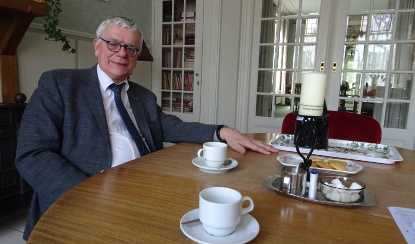 Ruud Visser: 'Ik voel mij echt thuis in Parochie H. Thomas.'