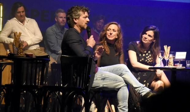 Begin mei werd het programma voor het nieuwe theaterseizoen van de Goudse schouwburg gepresenteerd. Foto: Marianka Peters