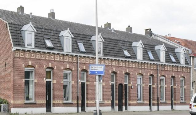 Zes arbeidershuizen gebouwd rond 1900 aan een straat met een van de oudste namen die we in Tilburg kennen. Info: www.heemkundekringtilburg.nl