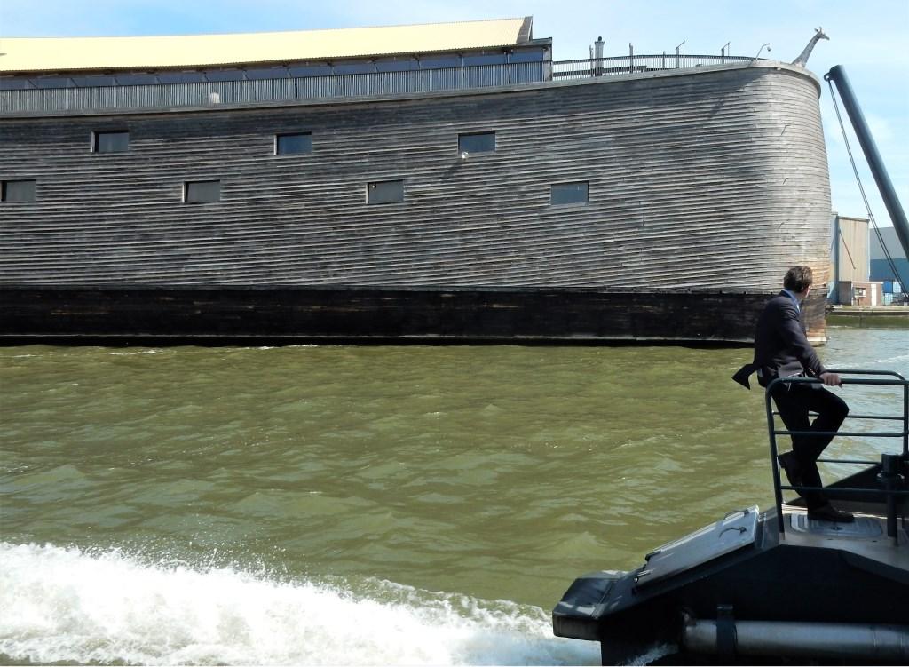 De Ark van Noach (Krimpen a/d IJssel)  Foto: Paul Hermans © Persgroep