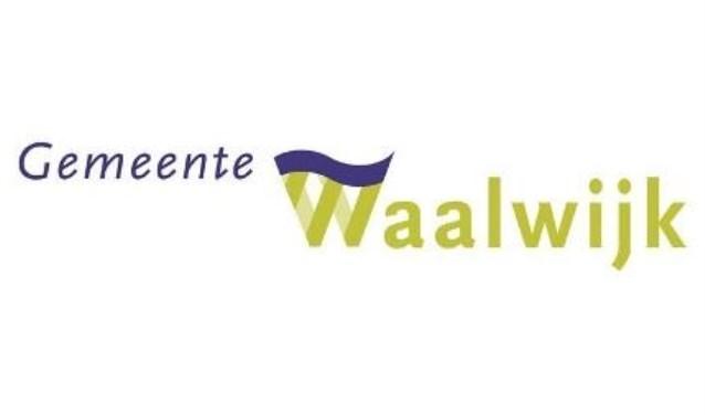 Bericht van de gemeente Waalwijk.