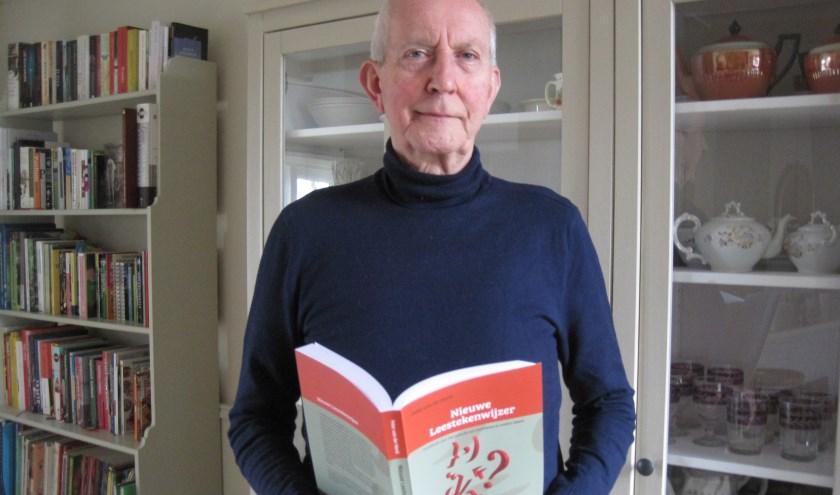 Moeite met leestekens of gewoon geïnteresseerd in taal? Tekstkenner Peter van der Horst biedt uitkomst met zijn boek.